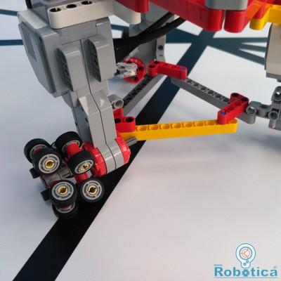 Παντοκατεθυντικό τρίγωνο ρομπότ με omniwheels, IMG_20171230_124129