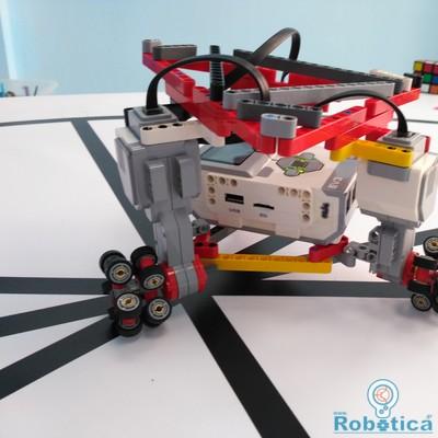 Παντοκατεθυντικό τρίγωνο ρομπότ με omniwheels, IMG_20171230_124056