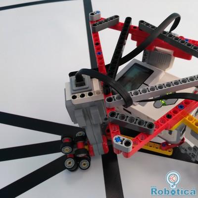 Παντοκατεθυντικό τρίγωνο ρομπότ με omniwheels, IMG_20171230_124101