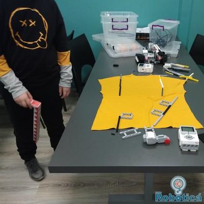 Ρομπότ που διπλώνει ρούχα!, IMG_20191101_191605
