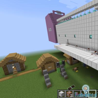Μαθήματα εξ αποστάσεως με Minecraft: Μηχανή εκτόξευσης βελών και πυροτεχνημάτων., 2020-04-18_20.14.43